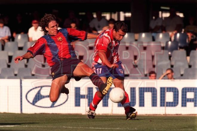 9.Carles Puyol 1998-99