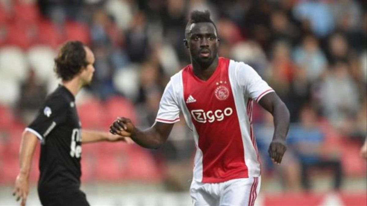 Davinson maravilla en el Ajax