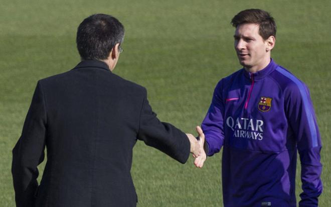 El Barça le ofrecerá la renovación a Leo Messi