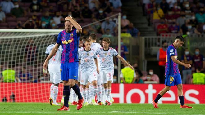 El resumen de la derrota del Barça ante Bayern
