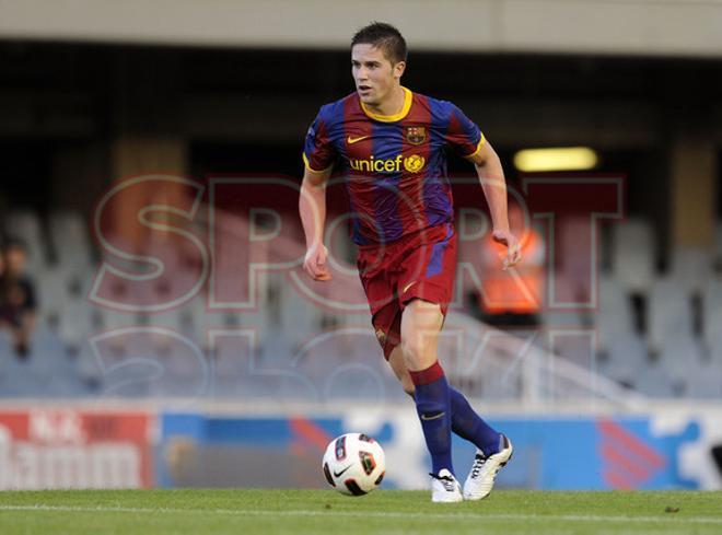 13. Andreu Fontàs 2010-11