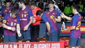 Xavi Pascual encumbró el trabajo de sus jugadores