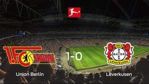 El Union Berlín se impone por 1-0 al Bayern Leverkusen