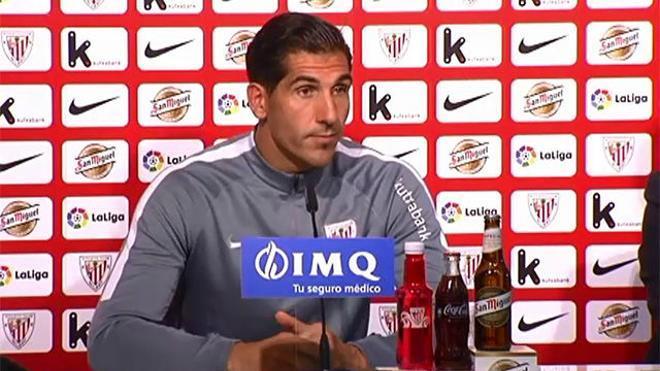 Gorka Iraizoz se despide del Athletic agradecido y emocionado