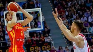 Sigue en directo el Polonia - España de baloncesto