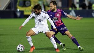El Valladolid se enfrentó al Marbella en la segunda ronda de la Copa del Rey