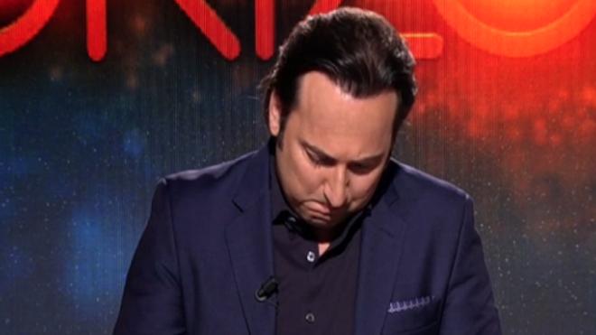 Íker Jiménez se derrumba en directo al hablar de Olivia y Anna