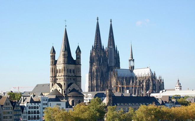 La Catedral de Colonia, una obra barroca que tardó más de 600 años en terminarse