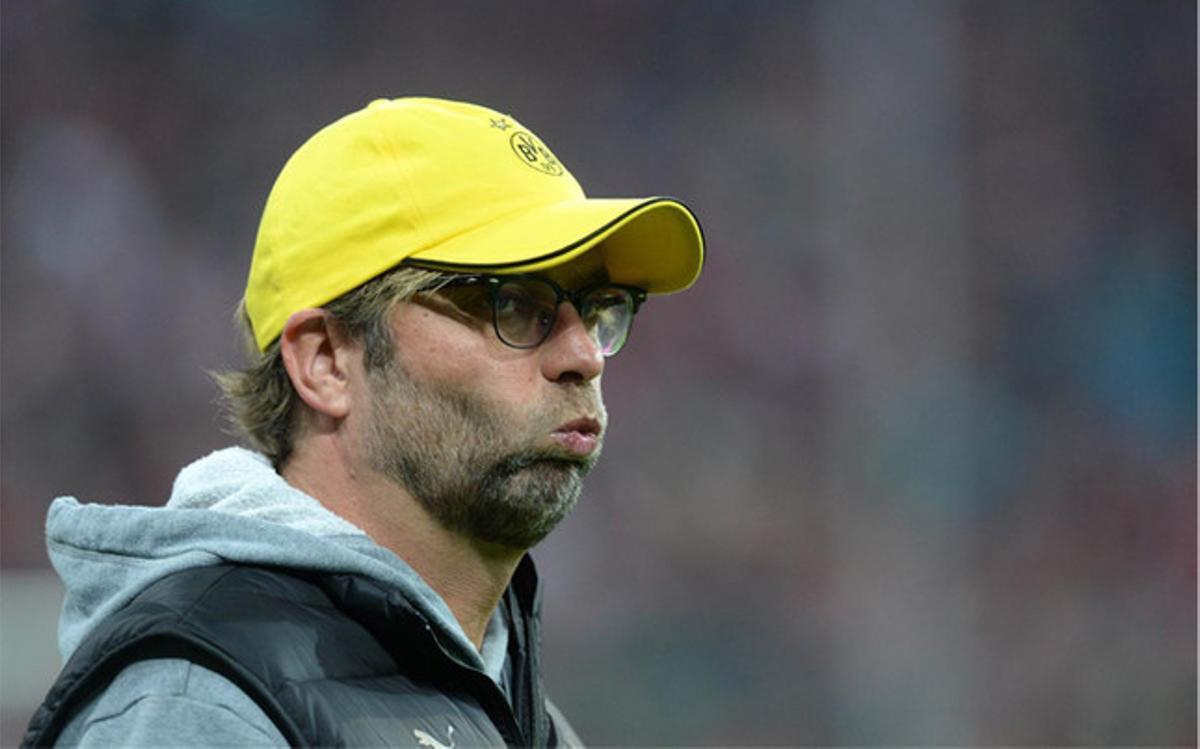 Jurgen Klopp no ha comenzado la Bundesliga como estaba acostumbrado