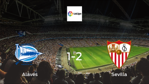 Home defeat for Alavés, as Sevilla secure the win (2-1)