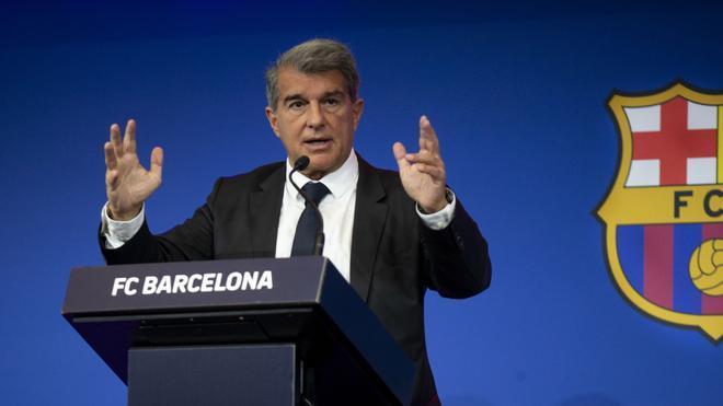 Joan Laporta se enfrenta a su primera Asamblea de su segundo mandato