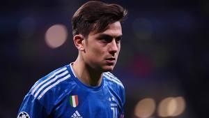 Dybala es el tercer caso positivo en la Juventus