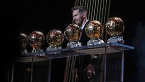 Leo Messi es el favorito para ganar el Balón de Oro 2021