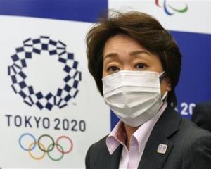Seiko Hashimoto, presidenta del Comité Organizador de Tokyo 2020