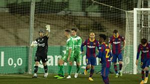Ramón Juan frustró los intentos del Barça