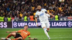 El resumen del partido entre el Shakhtar Donetsk - Real Madrid