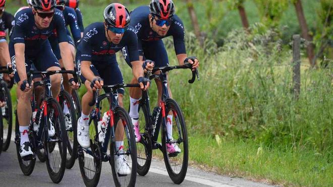 Etapa 7 del Giro de Italia