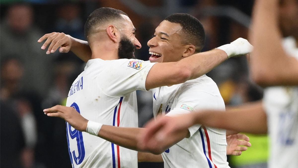 Karim Benzema intentará de conseguir que Kylian Mbappé fiche por el Real Madrid