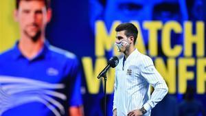Djokovic sorprende a sus compañeros con sus decisiones