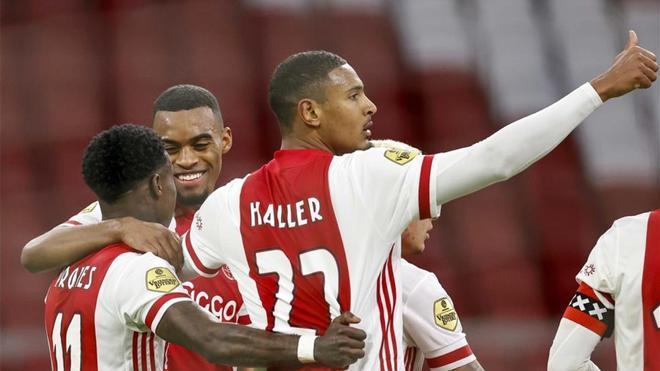 El Ajax comienza la Champions a lo grande