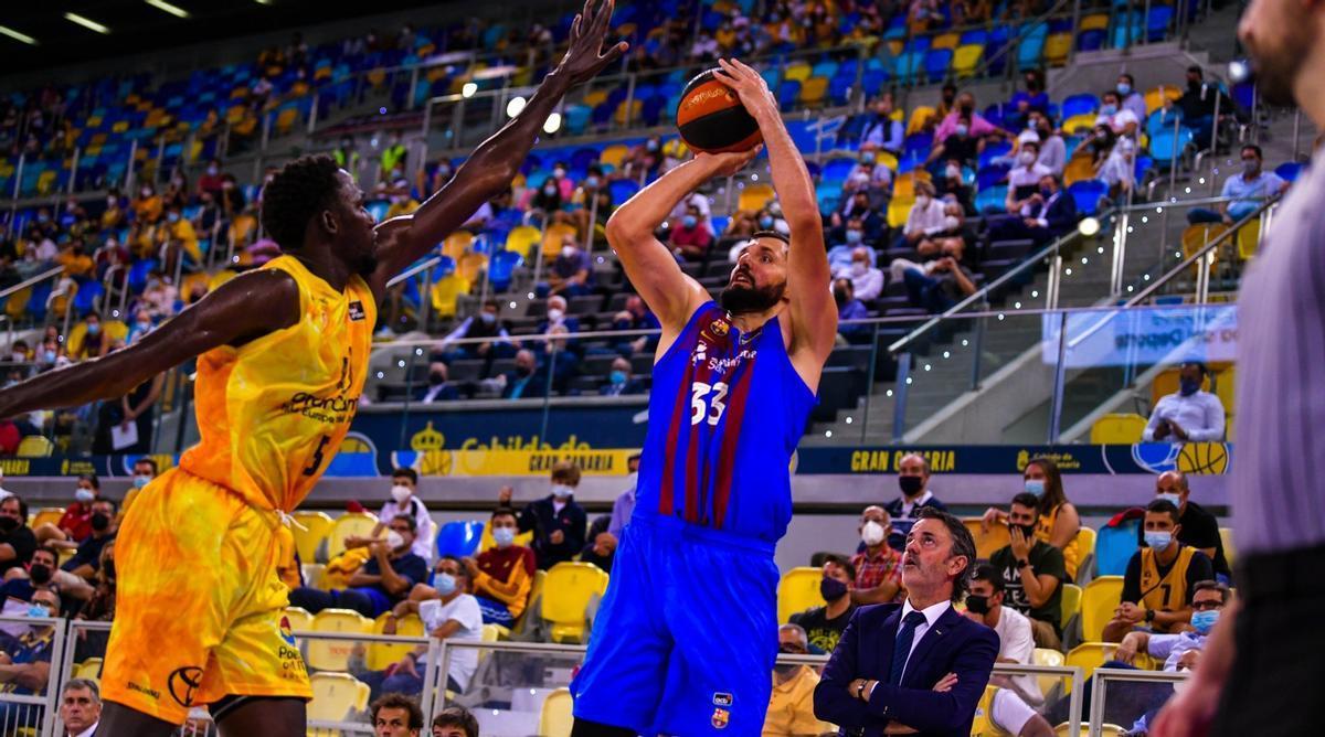 Mirotic ha tenido un brillante inicio de temporada que le ha llevado al MVP