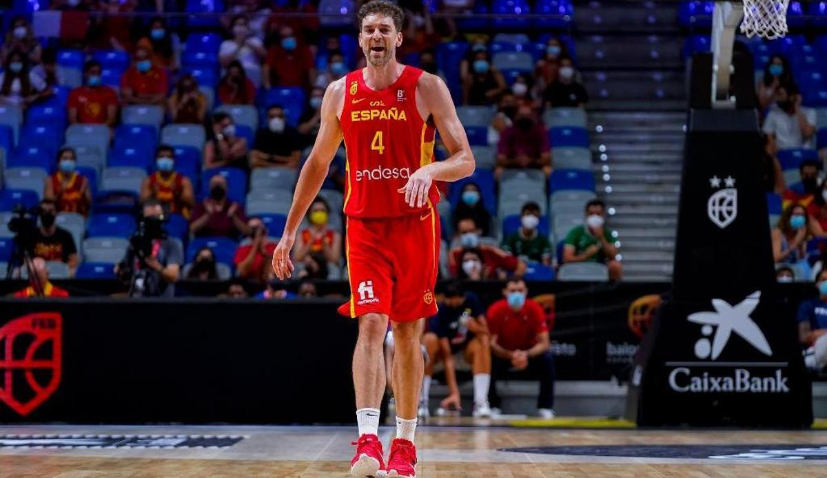 Pau quiere liderar a España en otros Juegos