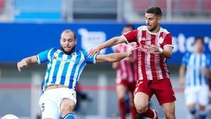 La Ponferradina ha descendido su rendimiento tras tres empates al hilo