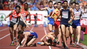Las mejores imágenes de la segunda jornada en el Campeonato de Europa de atletismo