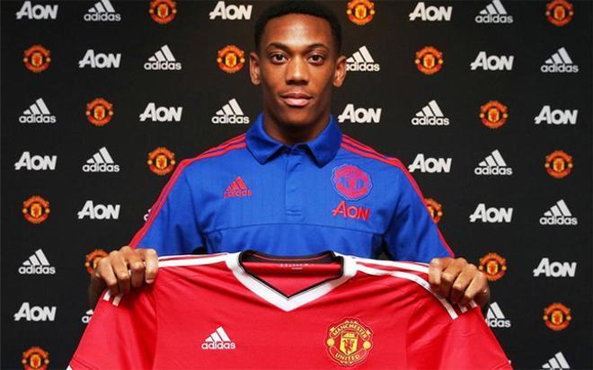 Martial, un fichaje de mucho riesgo para el United