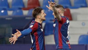 Roger Martí da el billete a Semifinales al Levante en el 121