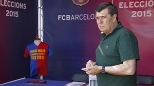 Jordi Majó, excandidato a la presidencia del FC Barcelona
