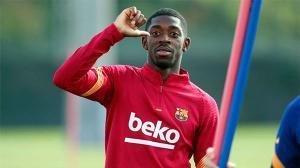 Dembélé, dispuesto a salir del Barça