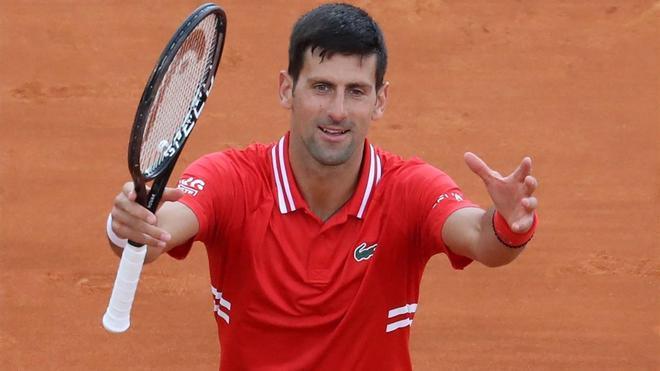 Sólido debut de Djokovic en Montecarlo