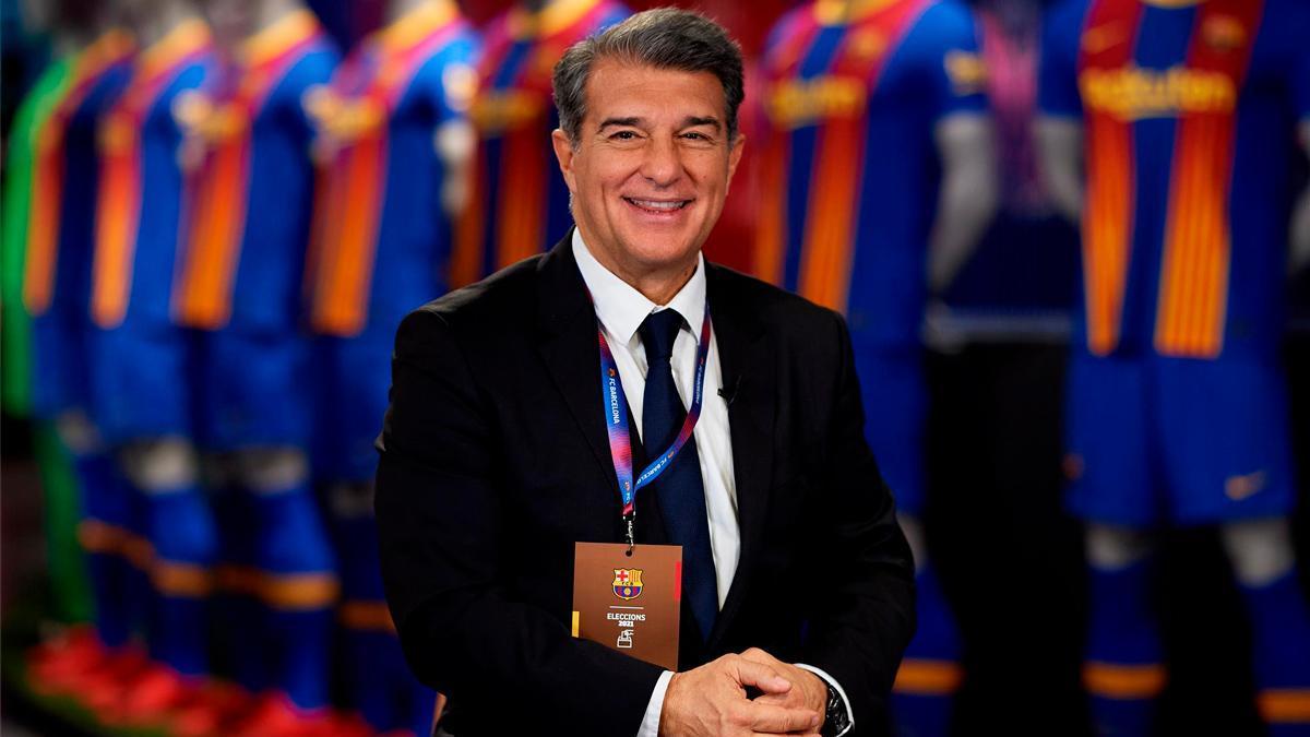 Los Bonos Laporta deben salvar la economía del Barça