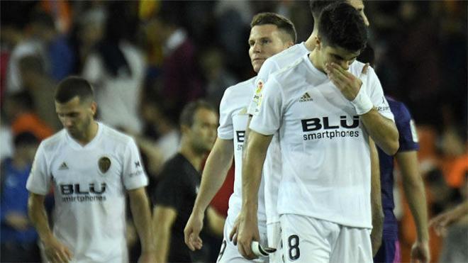 La victoria se le sigue resistiendo al Valencia
