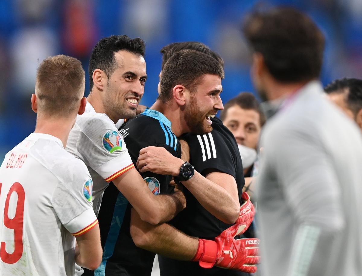 Eurocopa: España vs Suiza - el resumen del agónico pase a semifinales en la tanda de penaltis