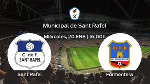 Previa del encuentro: Sant Rafel - Formentera