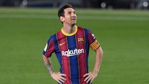 Messi, en una imagen de archivo