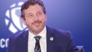 Alejandro Domínguez, presidente de la Conmebol