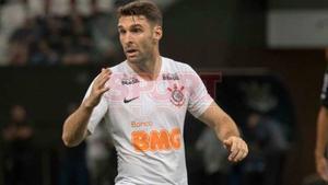 Boselli actualmente milita en el Corinthians