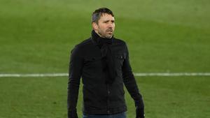 Coudet, entrenador del Celta