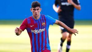 Yusuf Demir anotó el segundo tanto del Barça ante el Stuttgart