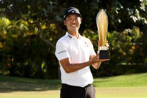Kevin Na se impuso por un golpe en el Sony Open de Hawai