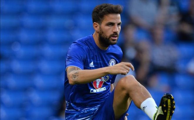Cesc Fábregas no tiene su continuidad asegurada en el Chelsea