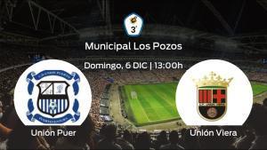 Jornada 7 de la Tercera División: previa del duelo Unión Puerto - Unión Viera