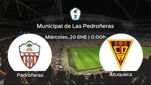 Previa del encuentro de la jornada 13: Pedroñeras - Azuqueca