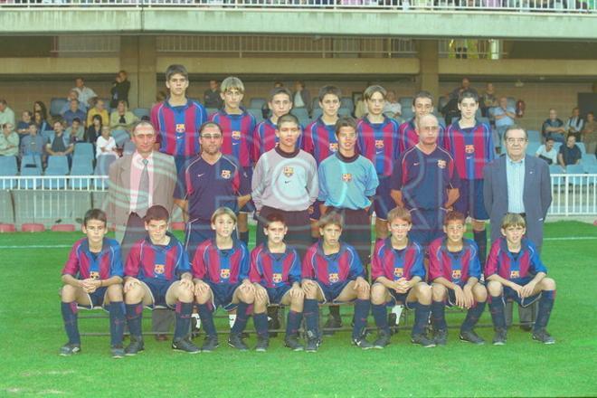 8.Jordi Alba 2001-02