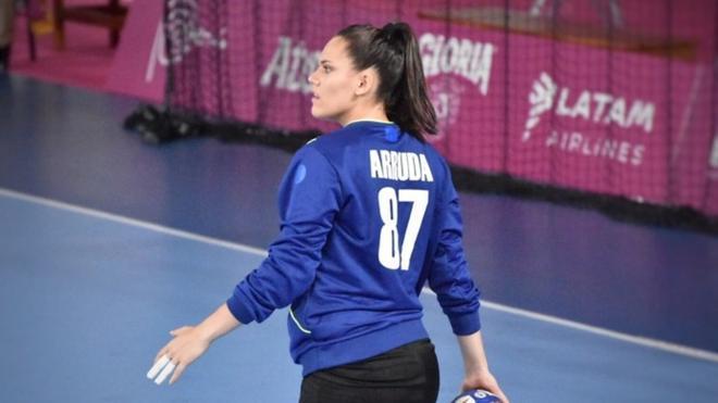 Renata Arruda, MVP de la Liga Guerreras Iberdrola