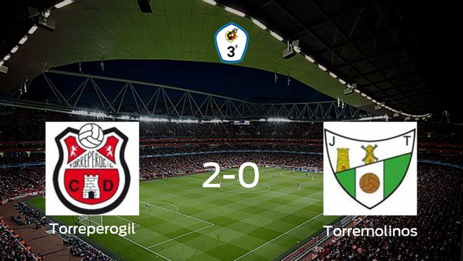 El Torreperogil se impone por 2-0 al Torremolinos