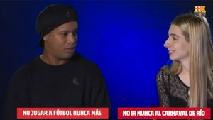 Las impossible decisions más locas de Ronaldinho